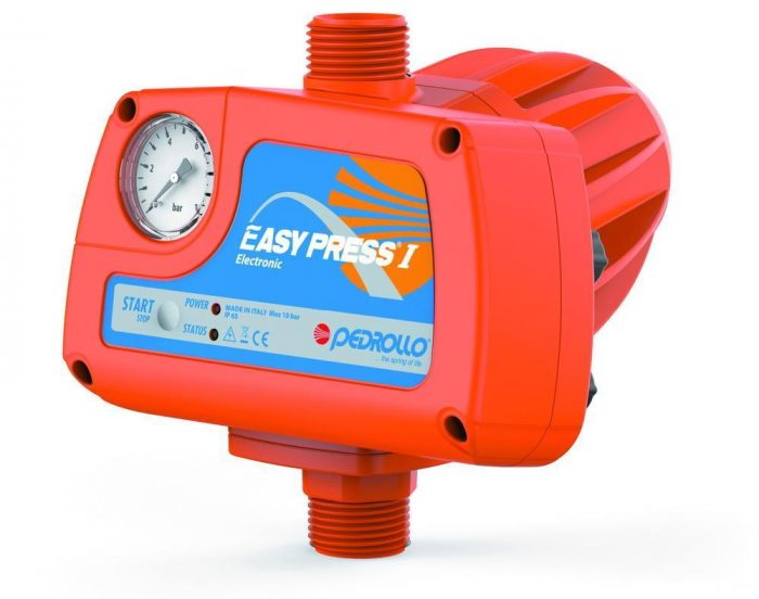электронный регулятор давления воды