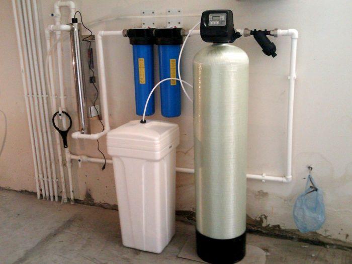 фильтр для смягчения воды