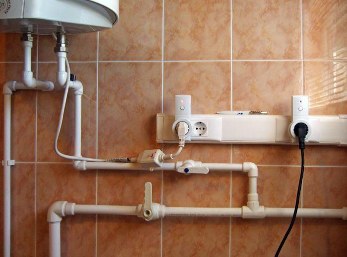 подключение нагревателя