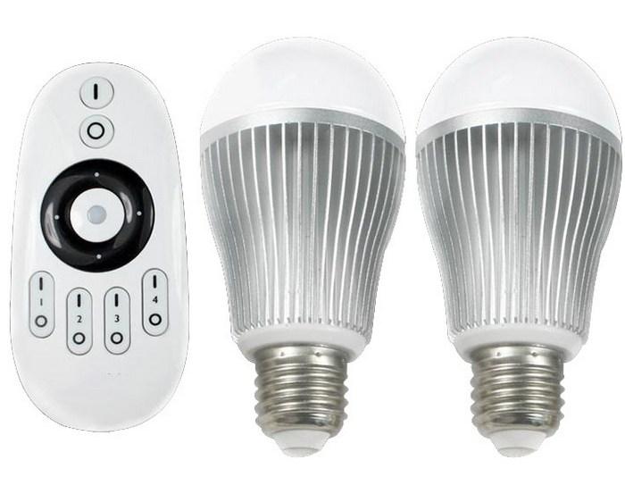 лампы с пультом управления