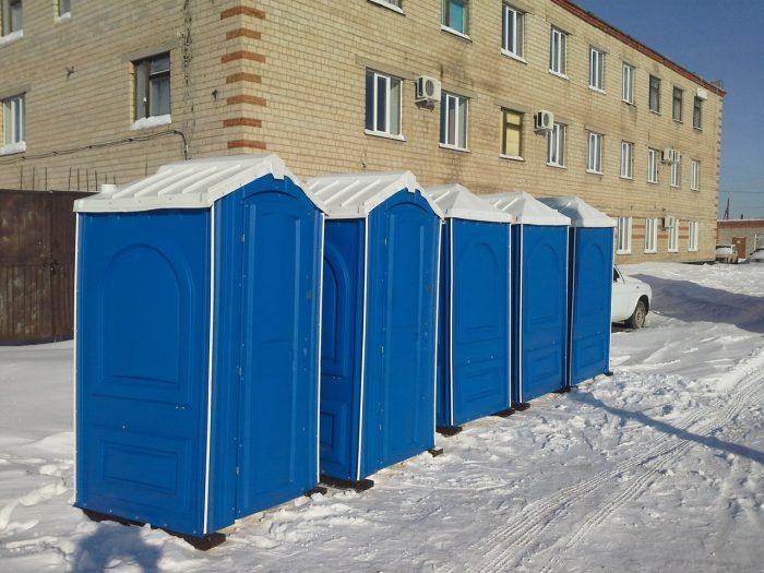 зимний биотуалет