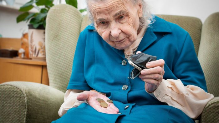 снижении пенсий для пенсионеров