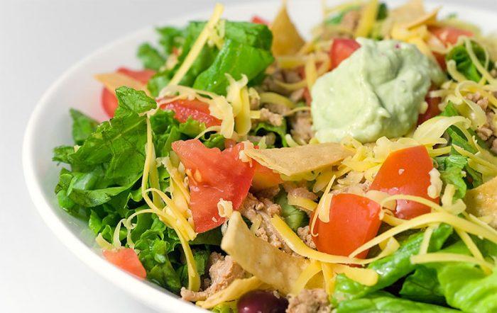 крестьянский салат