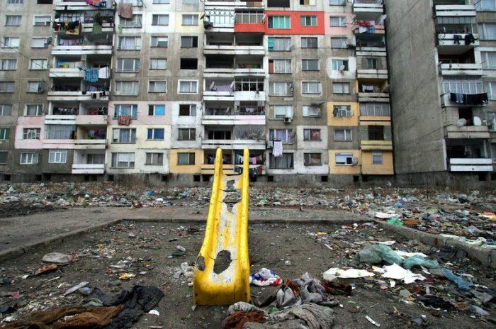 самые бедные города России