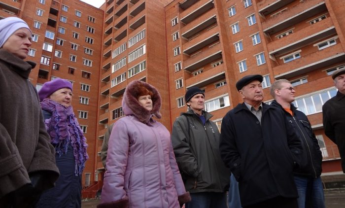 ограничение прав собственников квартир