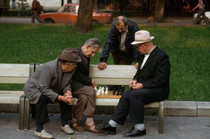 массовое увольнение пенсионеров