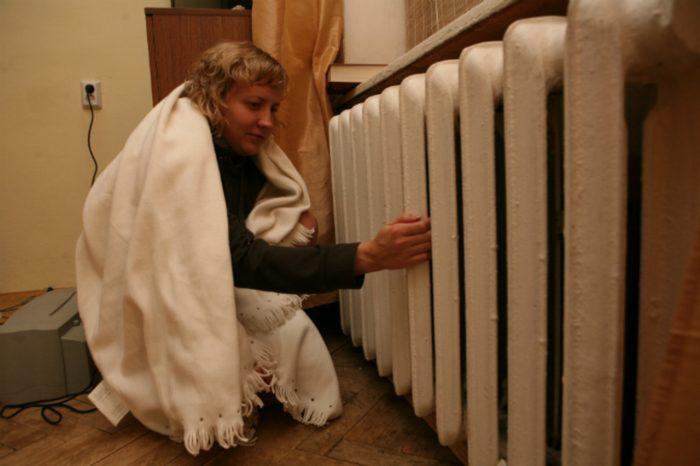 когда можно не платить за отопление