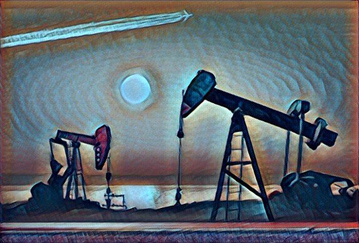 откуда на планете нефть