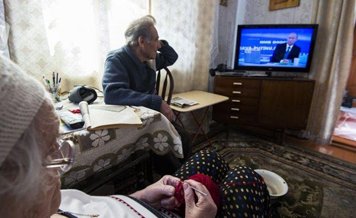 россияне заплатят за просмотр ТВ