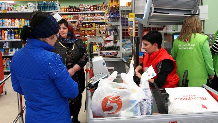 хамы покупатели в магазинах