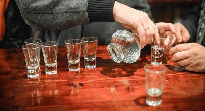сколько можно выпить водки