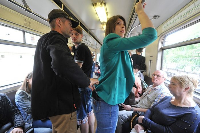 мошенники в общественном транспорте