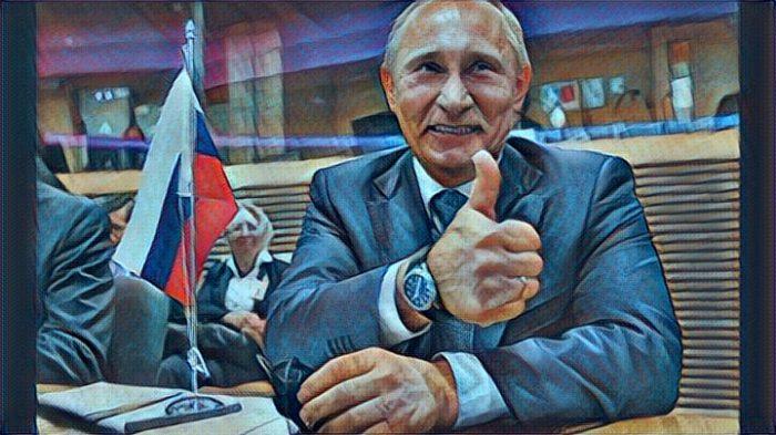 путин высоко оценил работу правительства