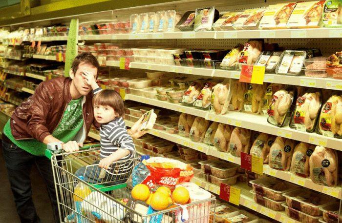 трюки супермаркетов