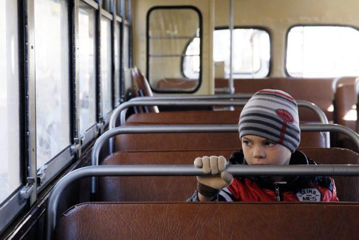 пассажиры с детьми
