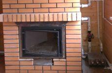 печь с водяным контуром