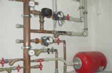 обвязка котла отопления в частном доме