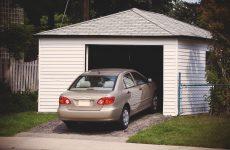 отопление гаража