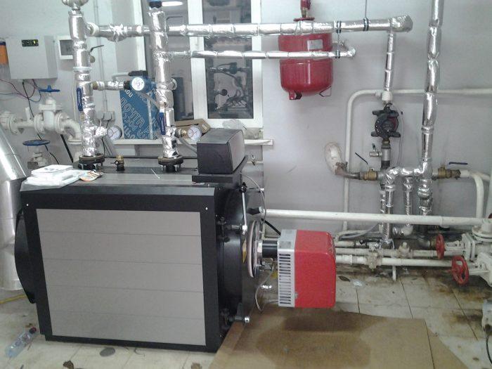 дизельное отопление