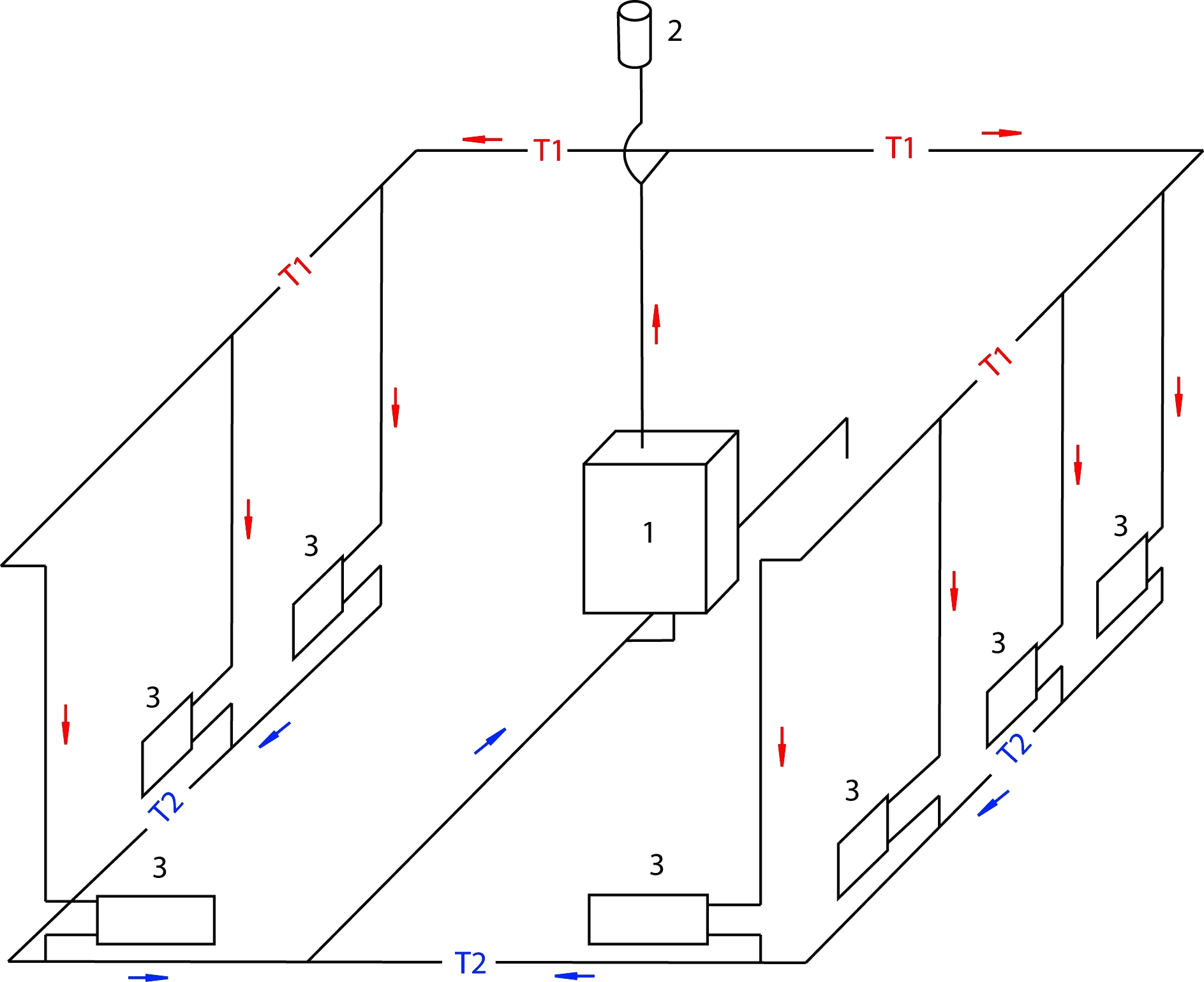 как рассчитать отопление в деревянном доме