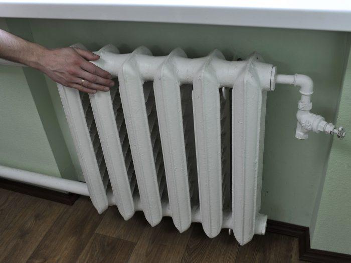появление воздуха в системе отопления