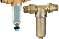грязевики для систем отопления