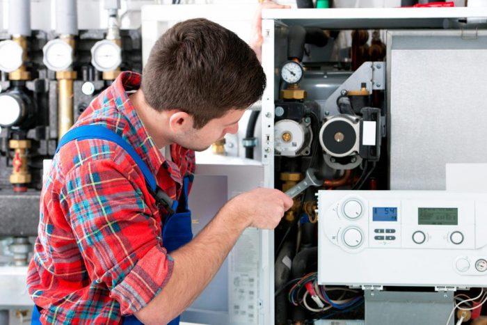 ремонт котлов отопления