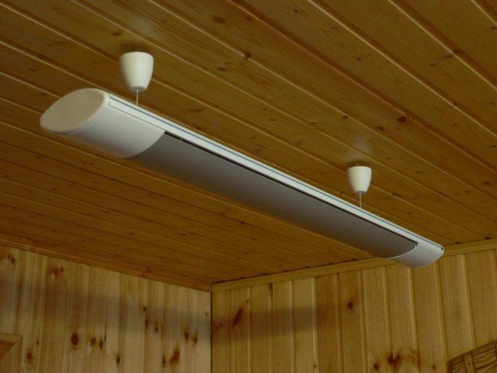 потолочный нагреватель