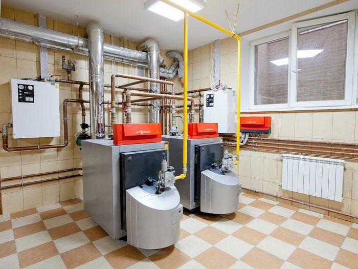 дизельный котел для отопления частного дома