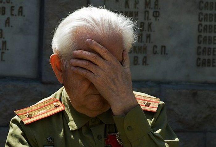 чиновники забрали подарки ветеранов ВОВ