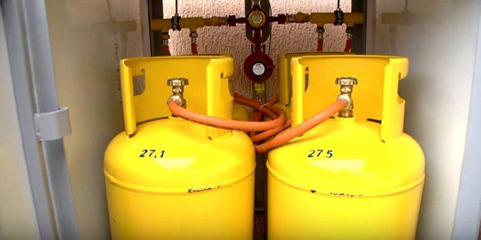 комплектующие системы баллонного отопления