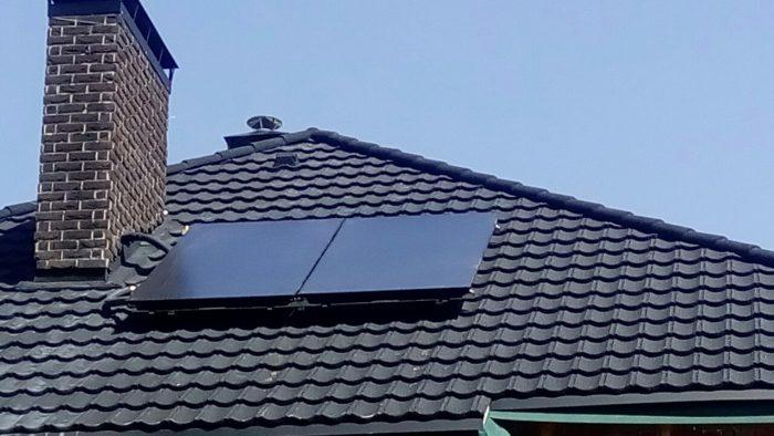 солнечные коллекторы