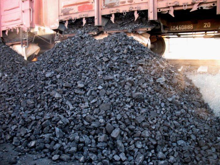 расход угля для отопления