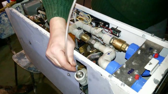 водородное отопление своими руками