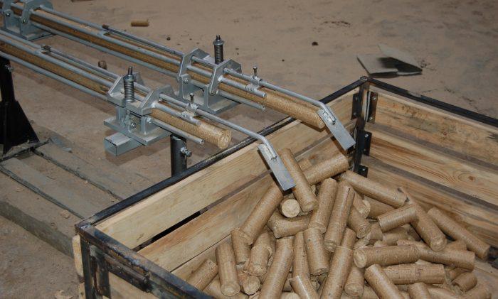 производство брикетов для отопления
