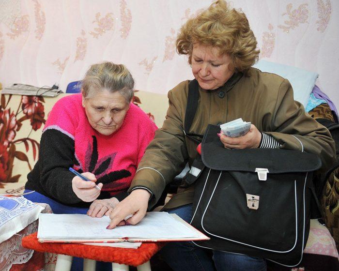 какие пенсии получат пенсионеры и инвалиды