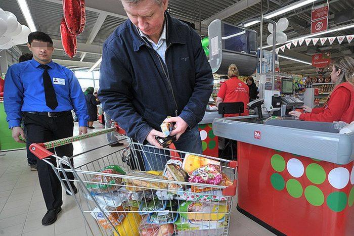 незаконные требования в супермаркетах
