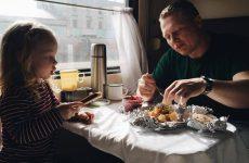 какую еду взять с собой в поезд