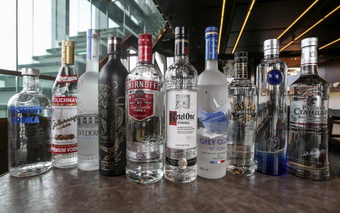десять фактов про водку