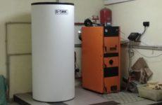 аккумуляторный бак для отопления