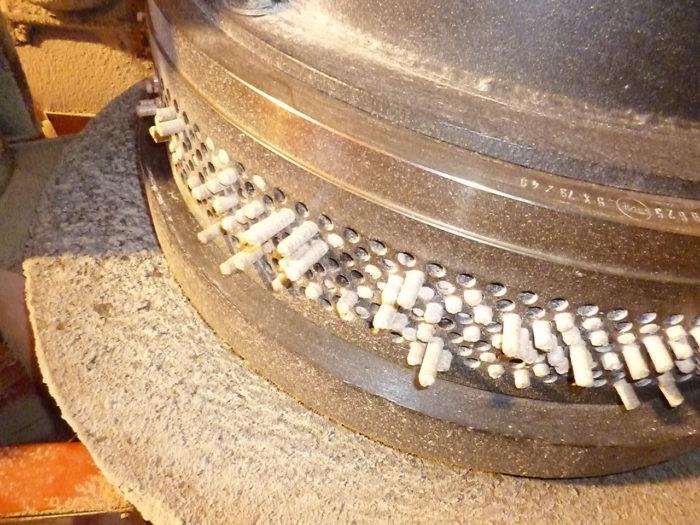 технология изготовления пеллетов