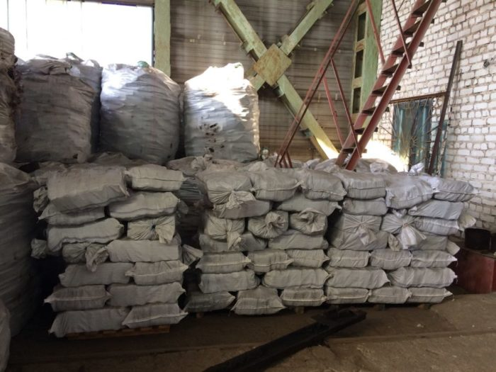 производство торфяных брикетов