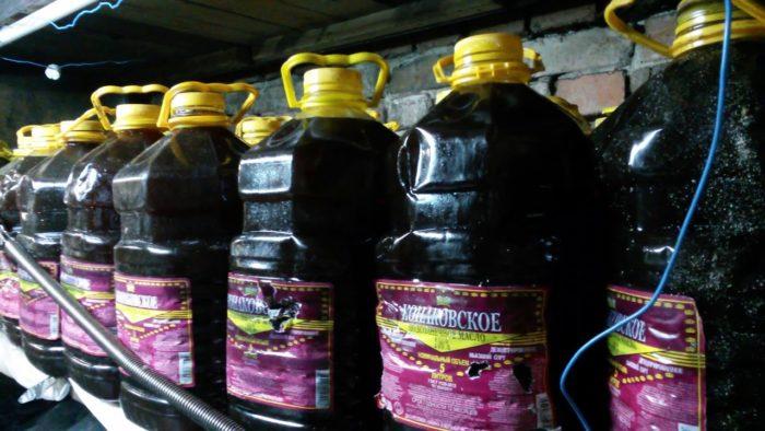 масло для системы отопления