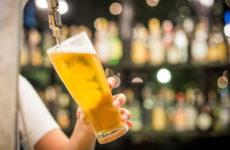 отечественное пиво