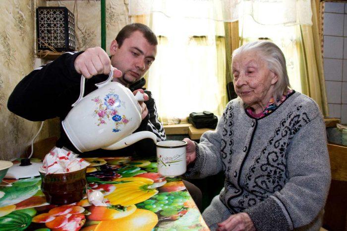 пособие по уходу за пенсионерами