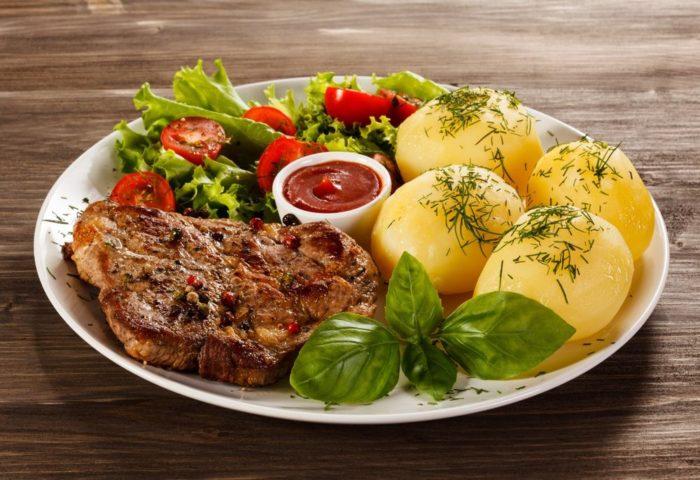 домашние мясные блюда