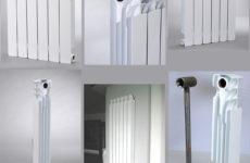 радиаторы для квартиры