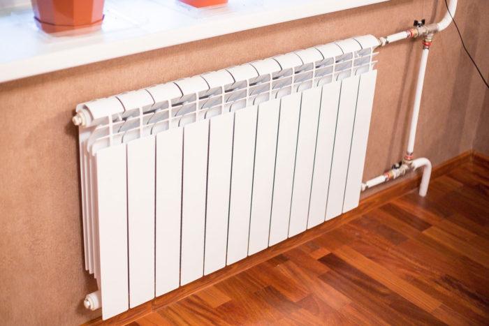 мощность биметаллических радиаторов