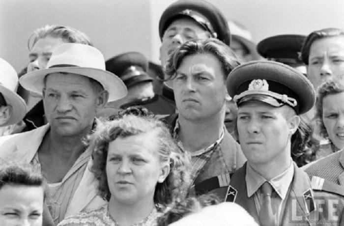 люди Советского Союза