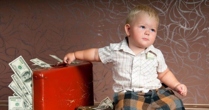 чему учат детей богатые родители